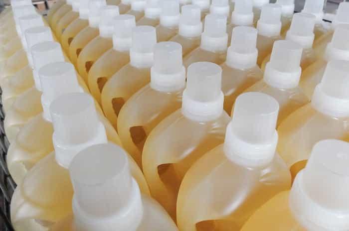 Producción de desinfectantes