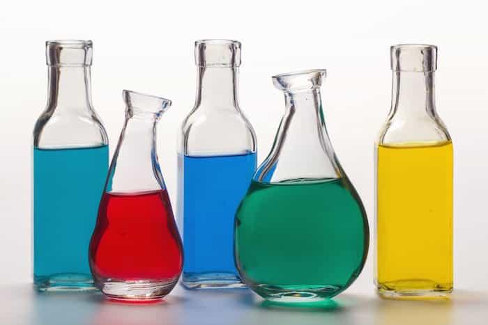 Principios activos de los desinfectantes