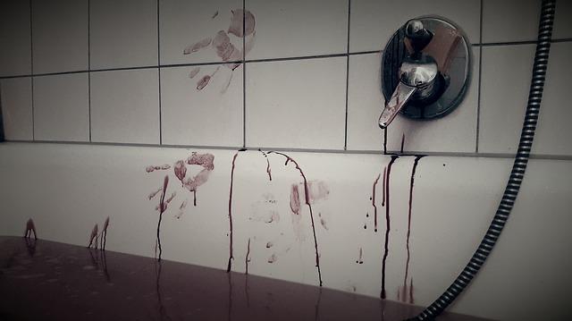Las limpiezas especiales eliminan restos de sangre