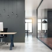 Desinfección de oficinas con ozono