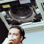Aire acondicionado con mal olor