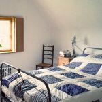 Habitación limpia tras el fallecimiento de una persona